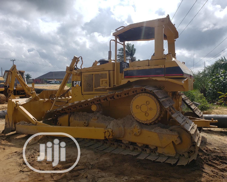 Reliable Caterpillar Bulldozer D6H