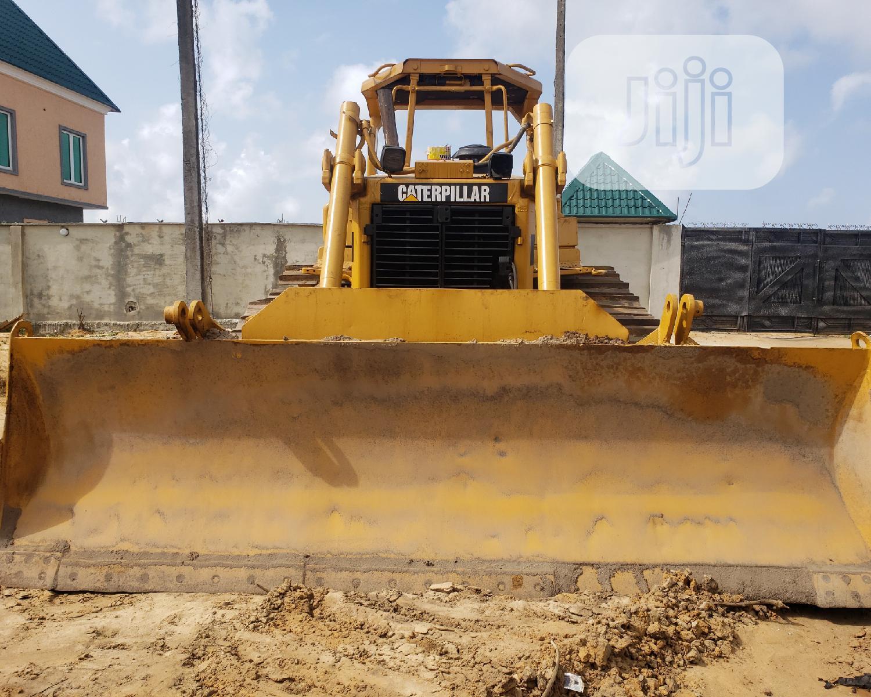 Reliable Caterpillar Bulldozer D6H | Heavy Equipment for sale in Ajah, Lagos State, Nigeria