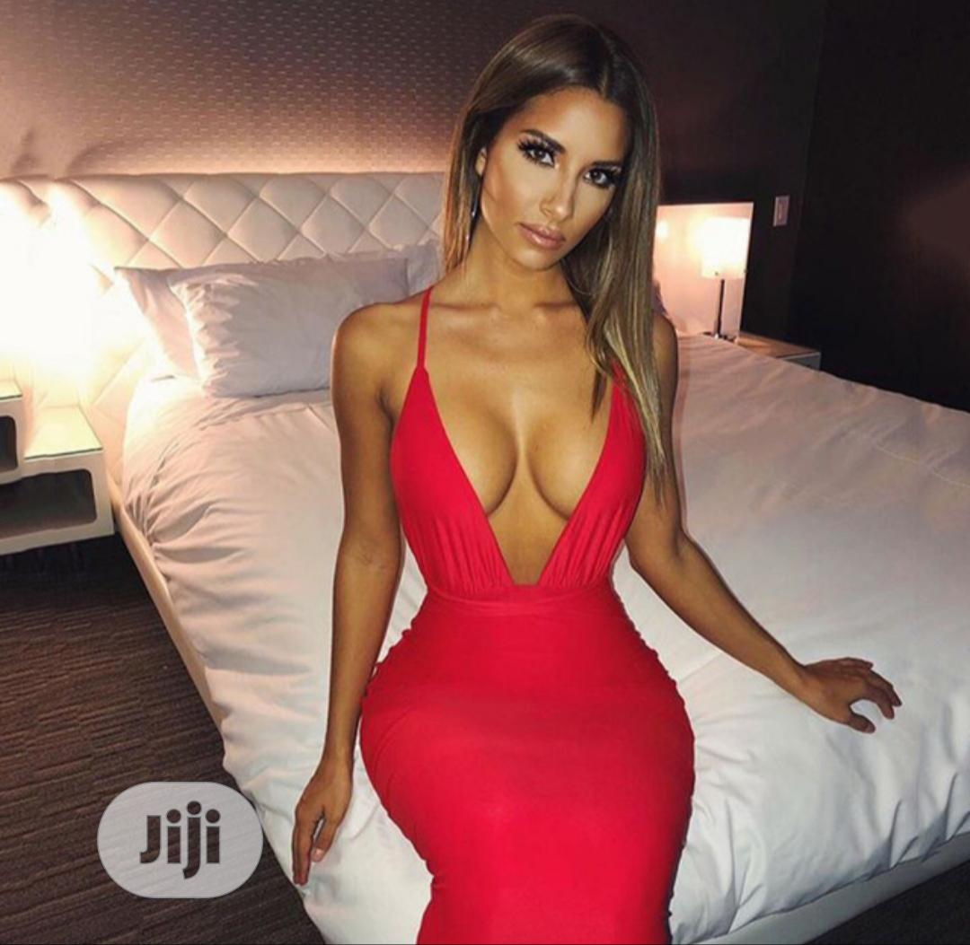 Archive: Red Sexy Dress