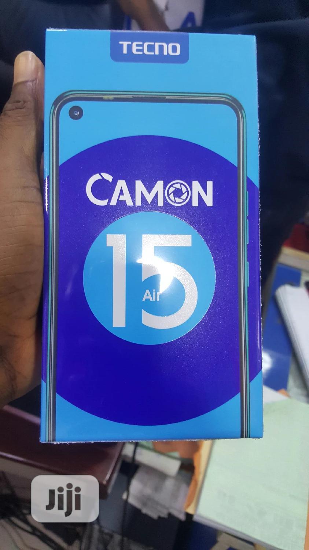 New Tecno Camon 15 Air 64 GB | Mobile Phones for sale in Ikeja, Lagos State, Nigeria