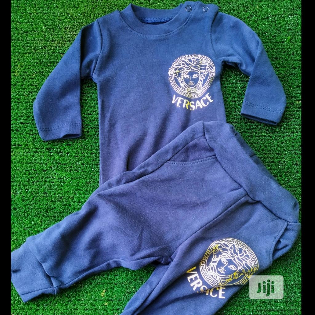 Archive: Versace Set for Baby - Unisex