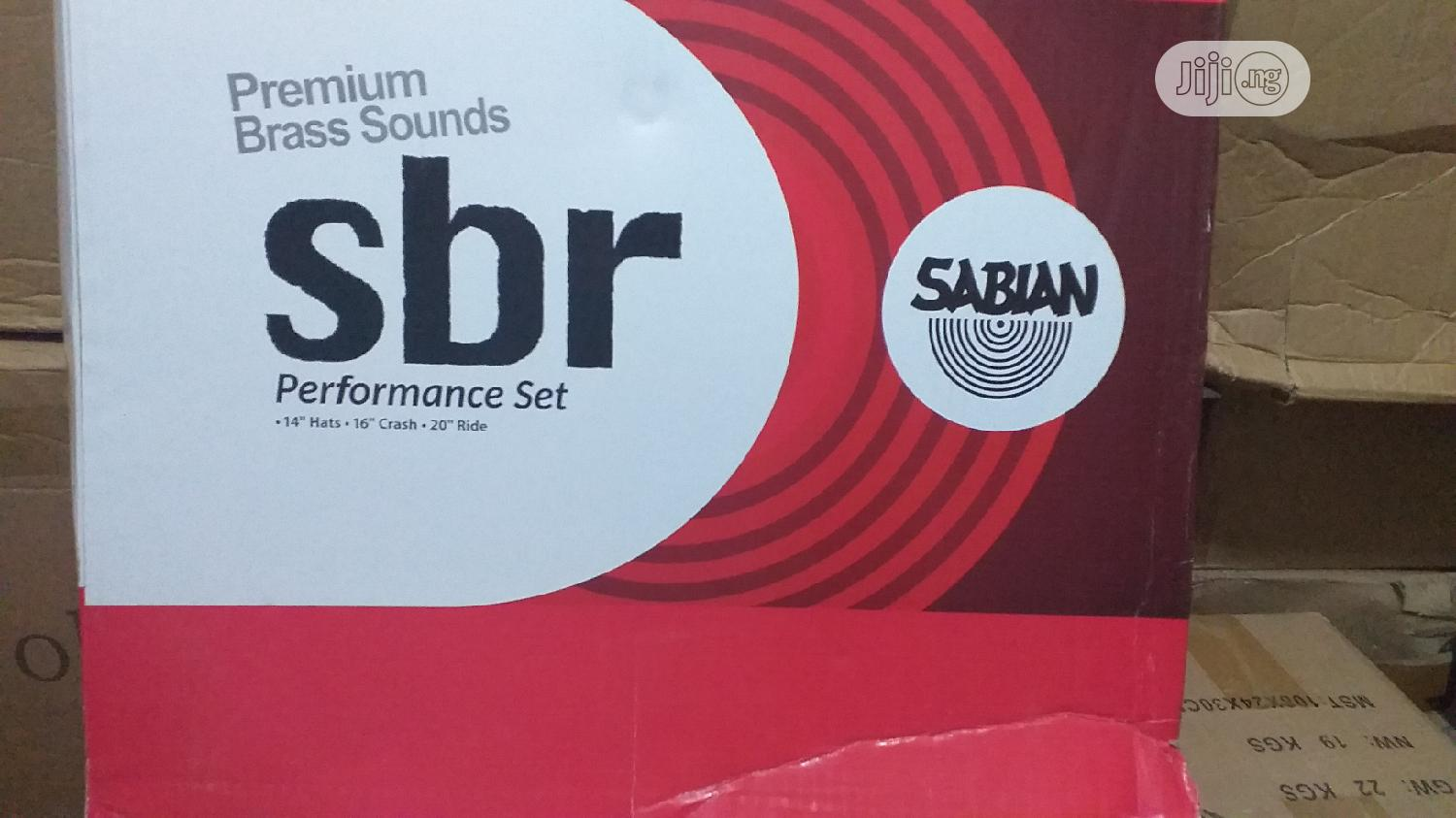 Sabian Cymbals | Musical Instruments & Gear for sale in Ikeja, Lagos State, Nigeria