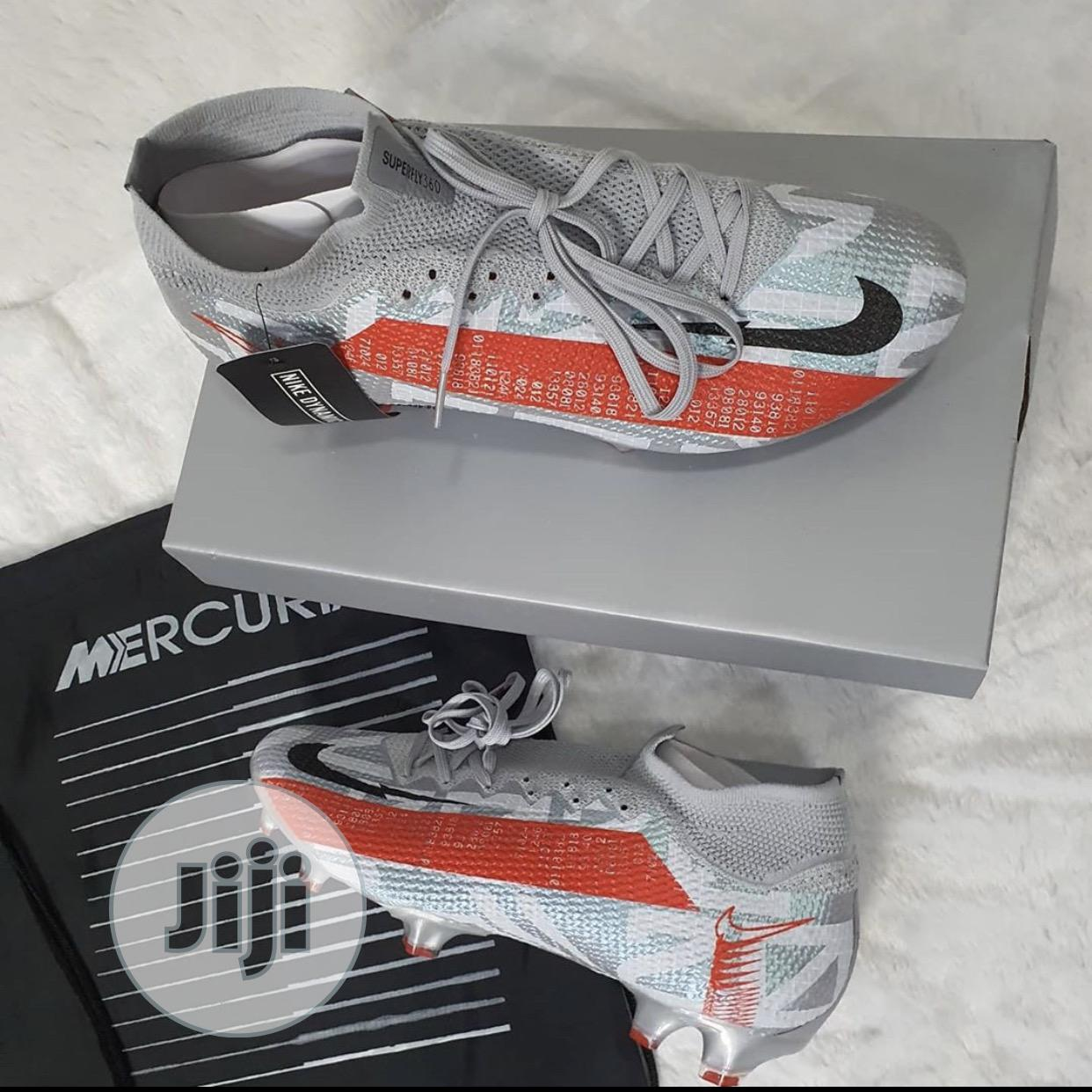 Nike Mercurial Ankle Boot