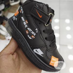 Nike Unisex Sneakers With LED Light | Children's Shoes for sale in Lagos State, Lekki