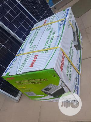 5kva Must Inverter   Solar Energy for sale in Lagos State, Ojo