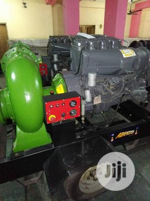 10 by 10 Water Mud Pump Deutz 6 Cylinder Engine (New Import) | Manufacturing Equipment for sale in Rivers State, Port-Harcourt