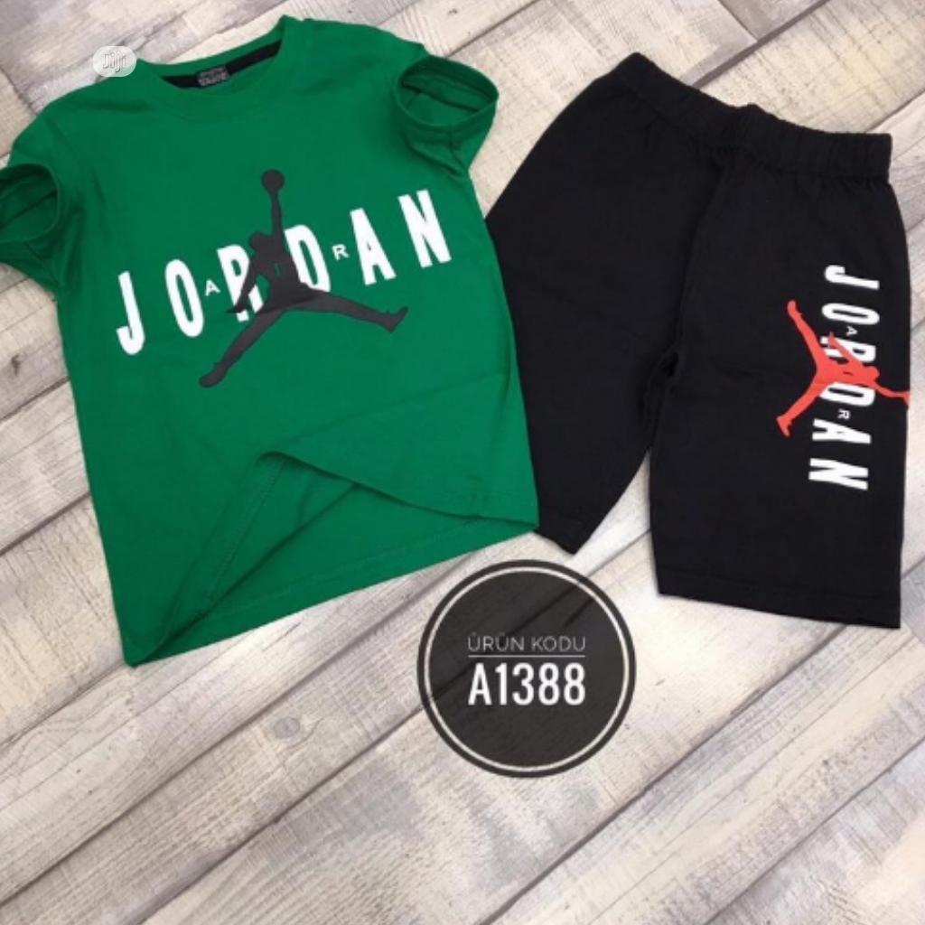 Air Jordan Set for Boys in Akure