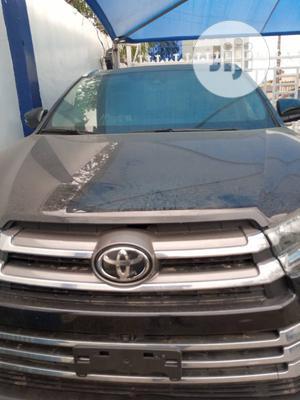 New Toyota Highlander 2019 Limited Black   Cars for sale in Lagos State, Ojodu