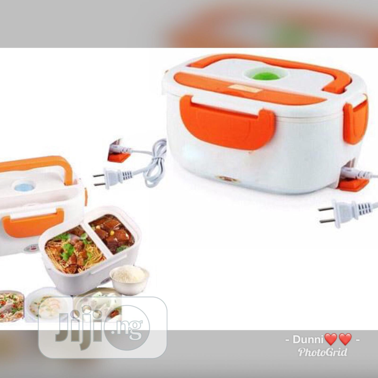 Archive: Electric Lunch Box