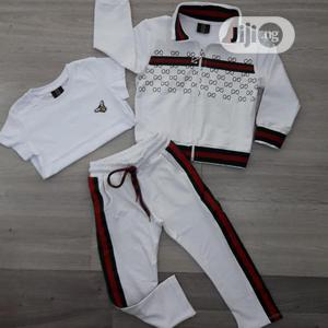 Gucci 3pc Tracksuit Set | Children's Clothing for sale in Rivers State, Port-Harcourt