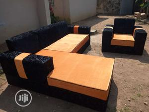 Unique Modern Design L Shape With Single   Furniture for sale in Lagos State, Lekki