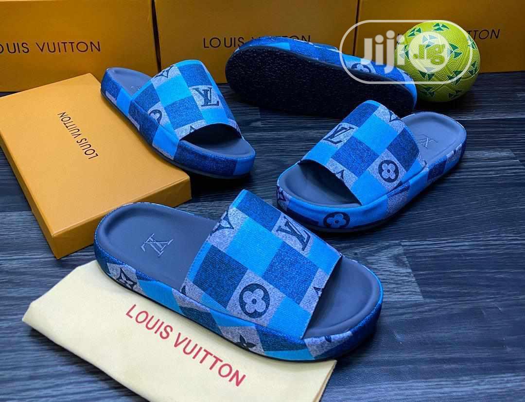 Slide Palm(Louis Vuitton)
