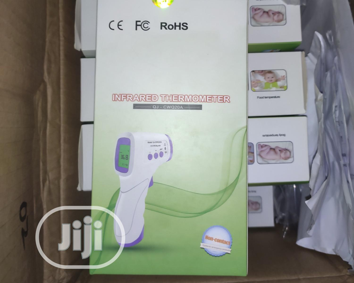 Thermometer Non-Contact Digital Infrared Thermometer   Medical Supplies & Equipment for sale in Ede, Osun State, Nigeria