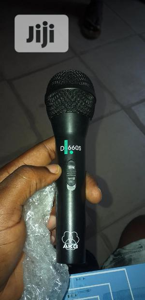 Akg Wired Mic | Audio & Music Equipment for sale in Lagos State, Ikeja