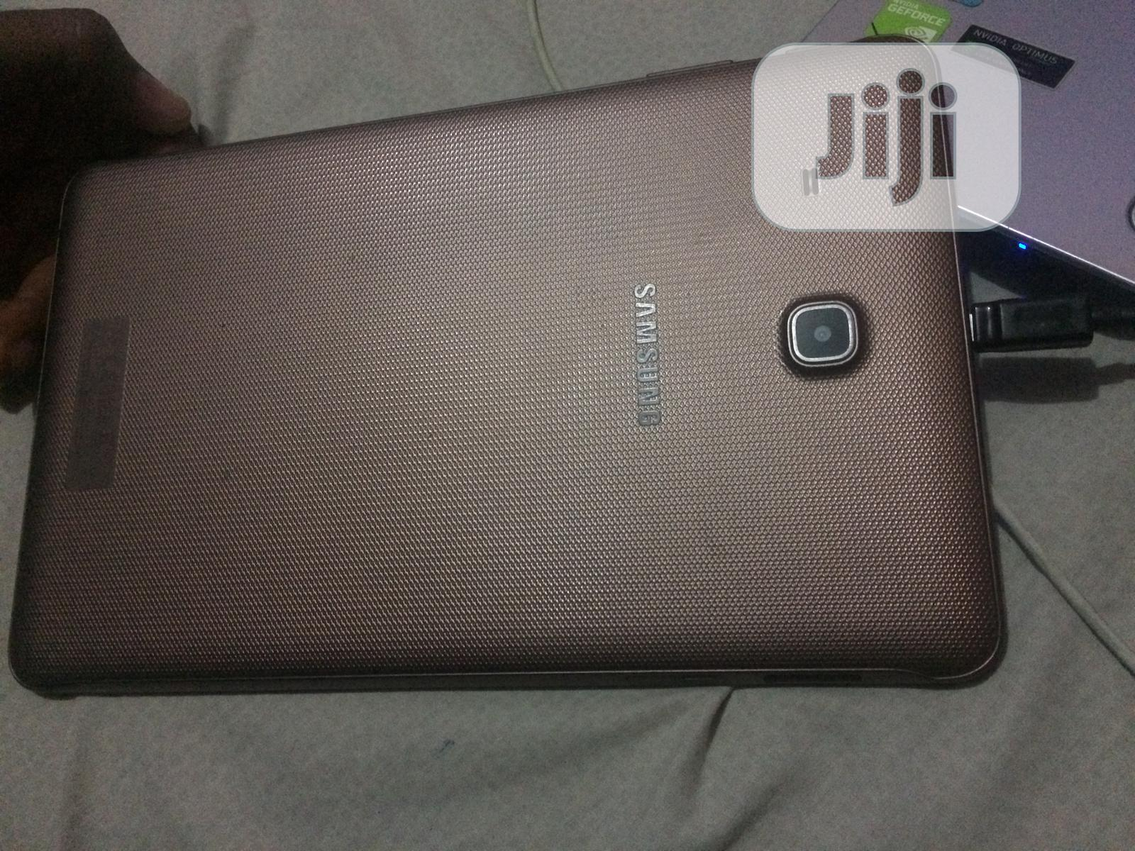 Samsung Galaxy Tab E 9.6 8 GB Gray | Tablets for sale in Surulere, Lagos State, Nigeria