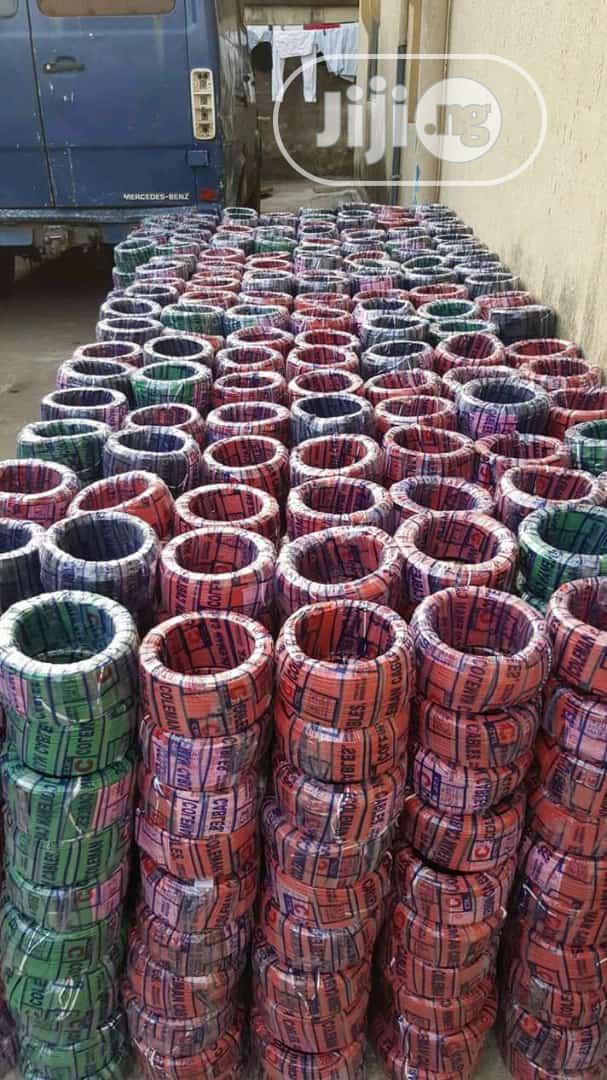 Original Coleman Nigeria Wire