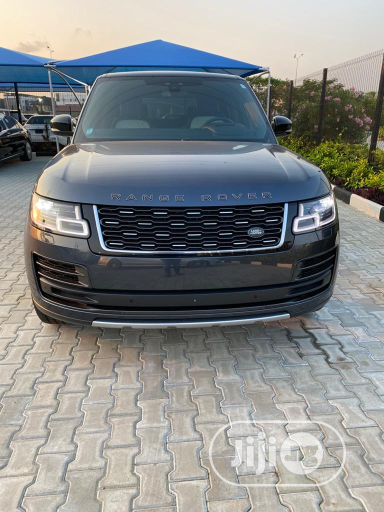 New Land Rover Range Rover Vogue 2020 Black