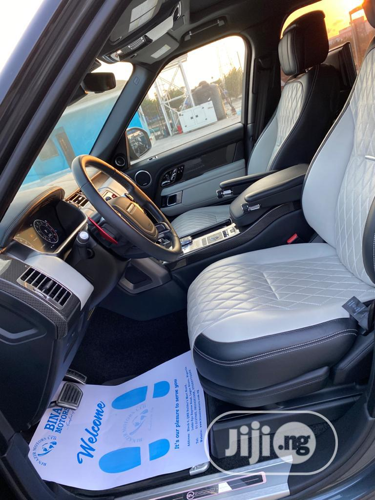 New Land Rover Range Rover Vogue 2020 Black | Cars for sale in Ikeja, Lagos State, Nigeria