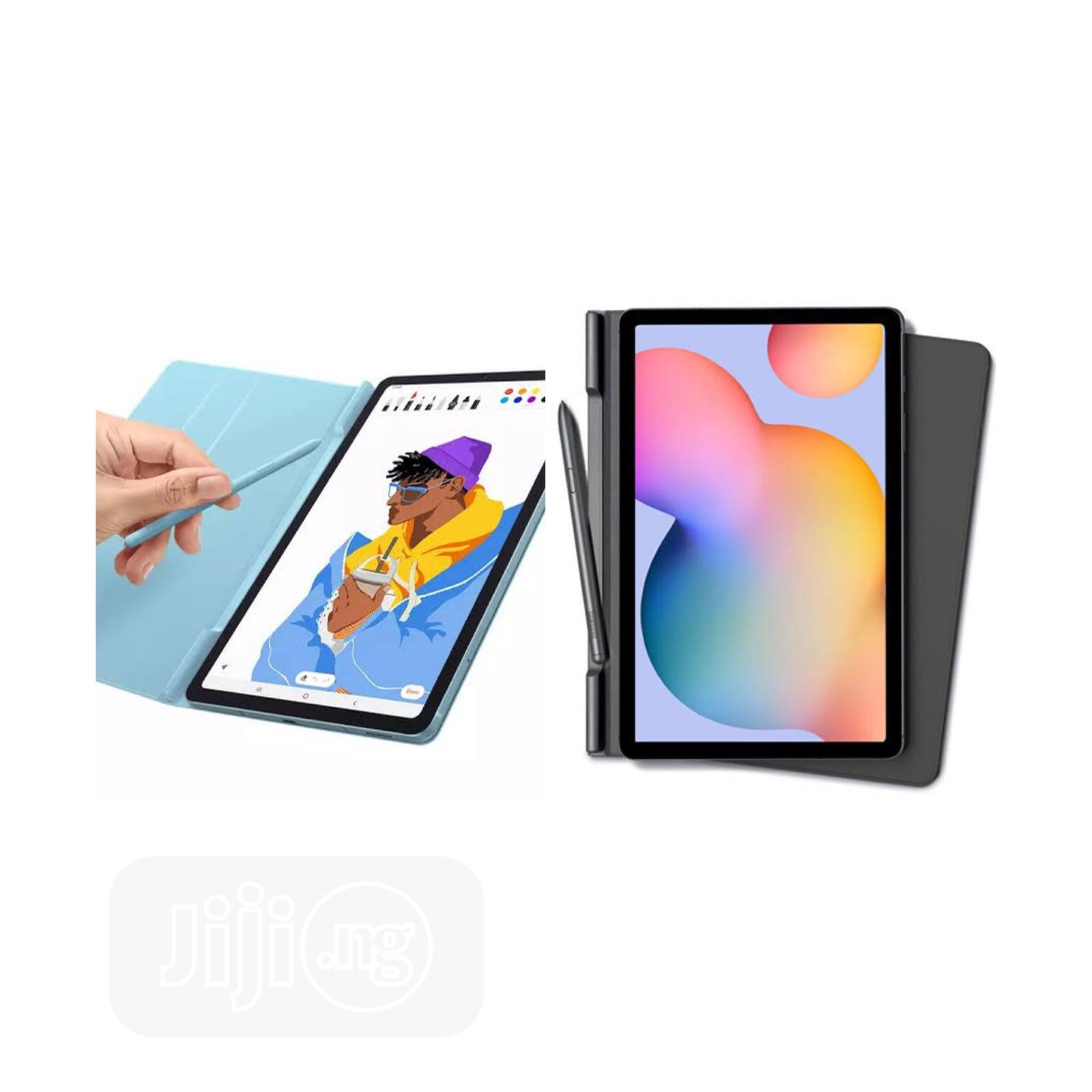 Galaxy Tab S6 Lite Official Samsung Book Cover Case | Accessories for Mobile Phones & Tablets for sale in Ikeja, Lagos State, Nigeria