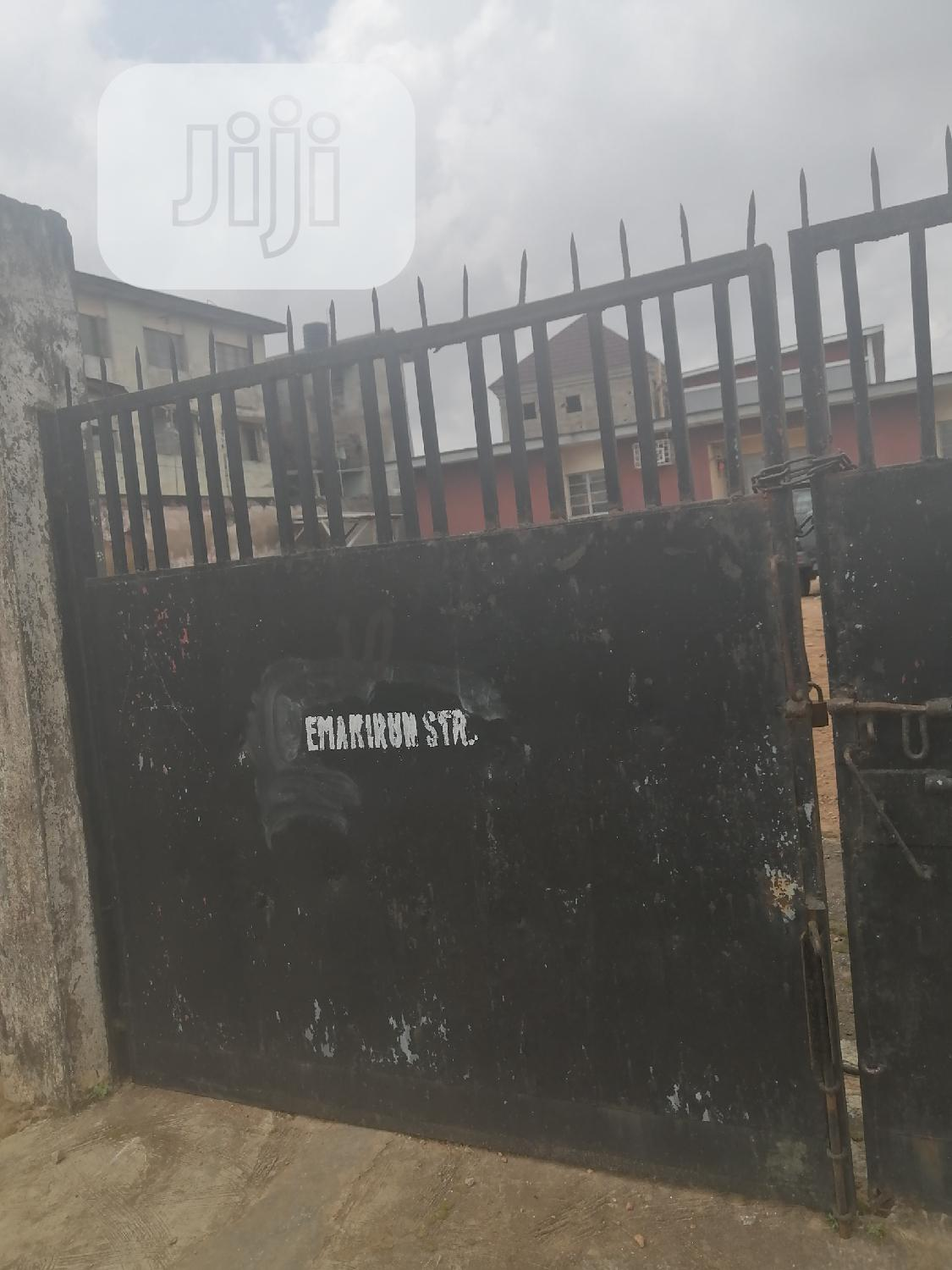 Half Plot Of Table Land For Sale At Ojodu Berger Lagos State