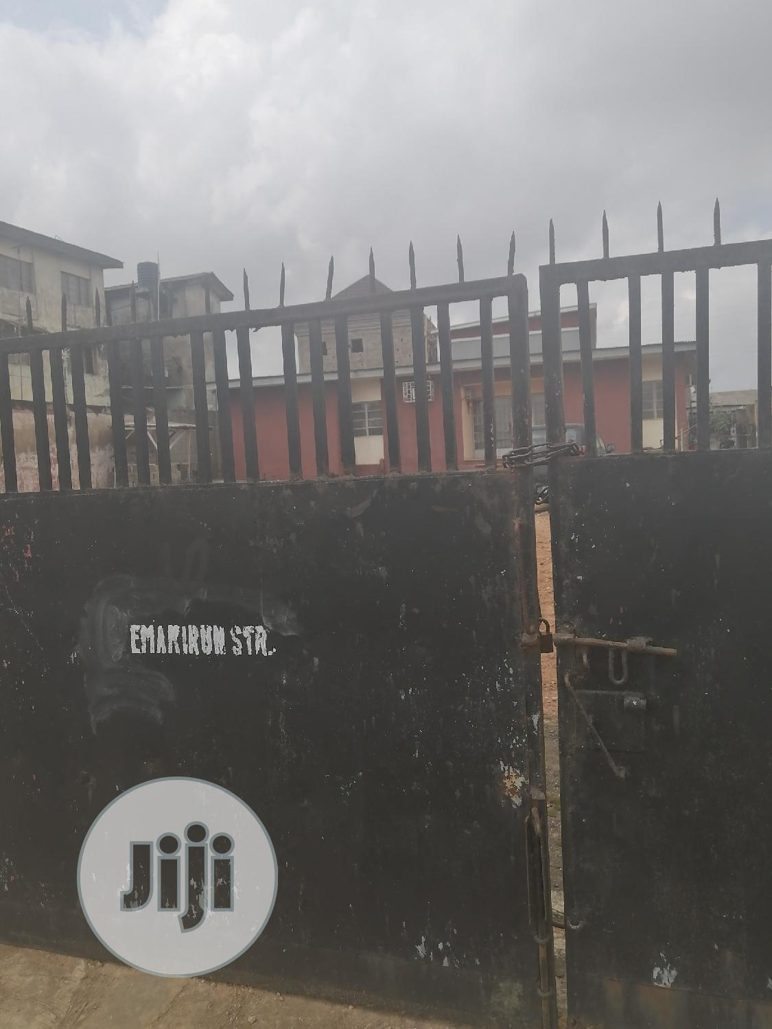 Half Plot Of Table Land For Sale At Ojodu Berger Lagos State | Land & Plots For Sale for sale in Ojodu, Lagos State, Nigeria