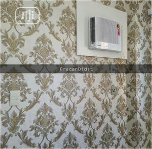 Gold Damask Wallpapers Available At Fracan Wallpaper Ltd | Home Accessories for sale in Abuja (FCT) State, Maitama