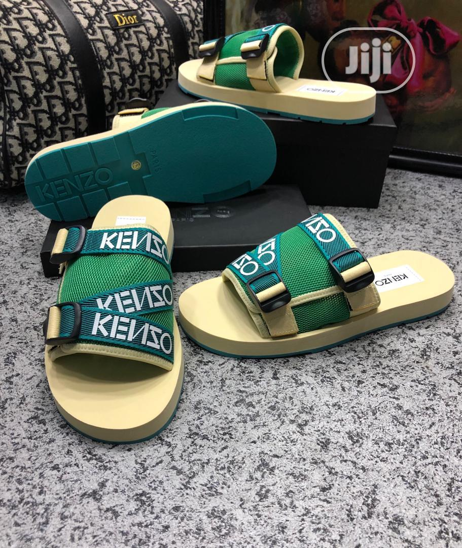 Quality Kenzo Sandals An Slippers | Shoes for sale in Lagos Island (Eko), Lagos State, Nigeria