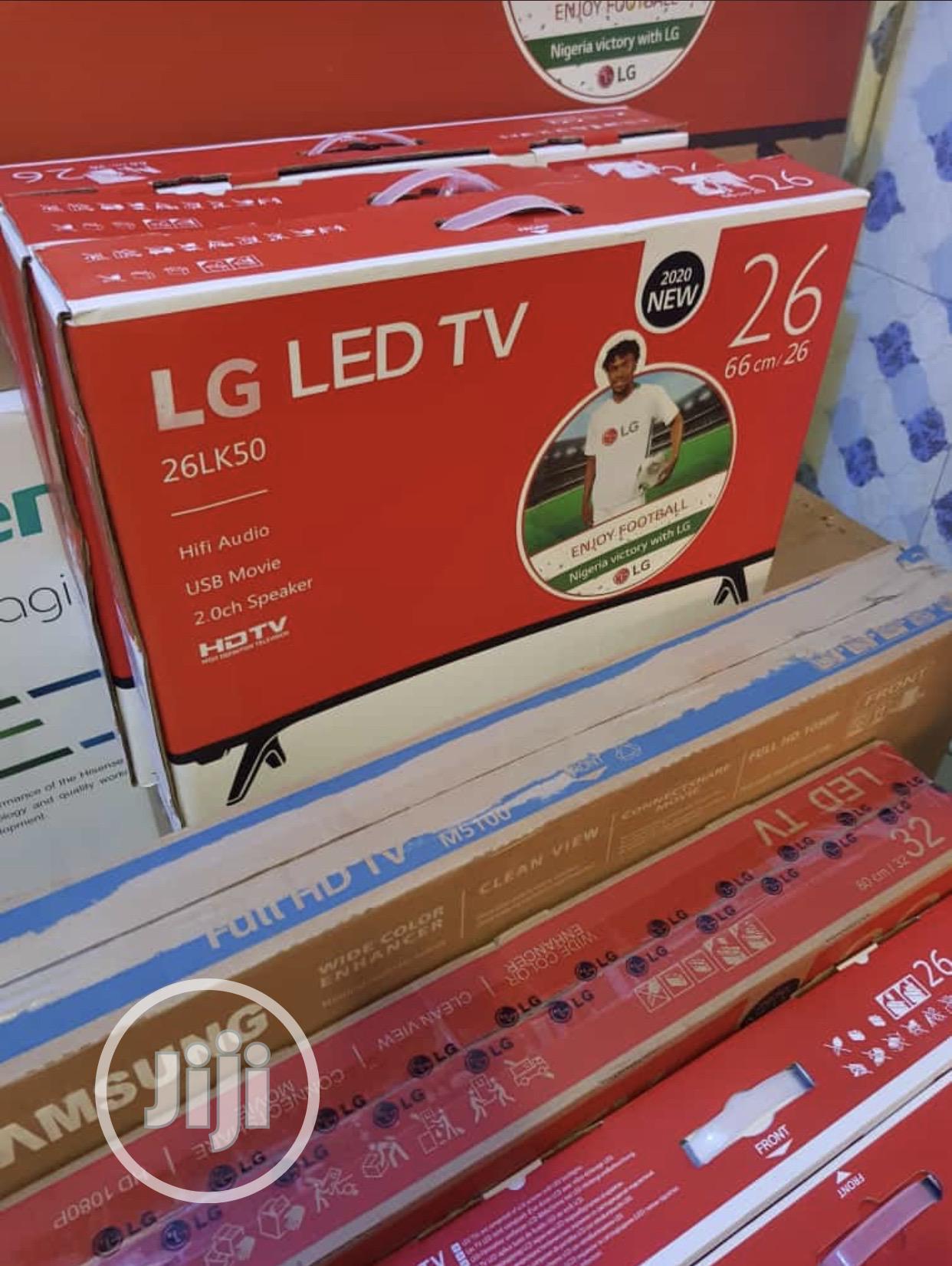 Lg Led 26inches Tv
