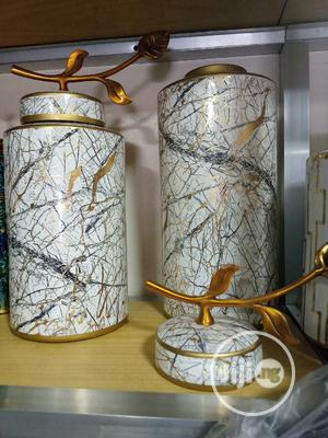 Two Set of Ceramics Vase | Home Accessories for sale in Lagos State, Agege