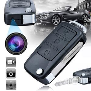 HD Car Key Hidden Camera Video Recorder   Security & Surveillance for sale in Lagos State, Ikeja