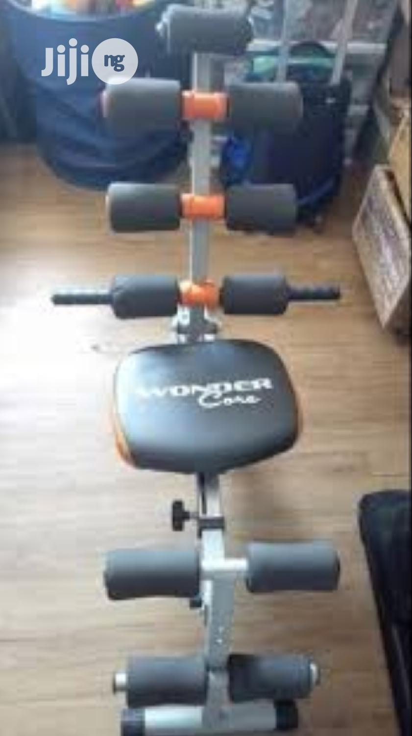 Archive: Wonder Core Abs Exercise Machine