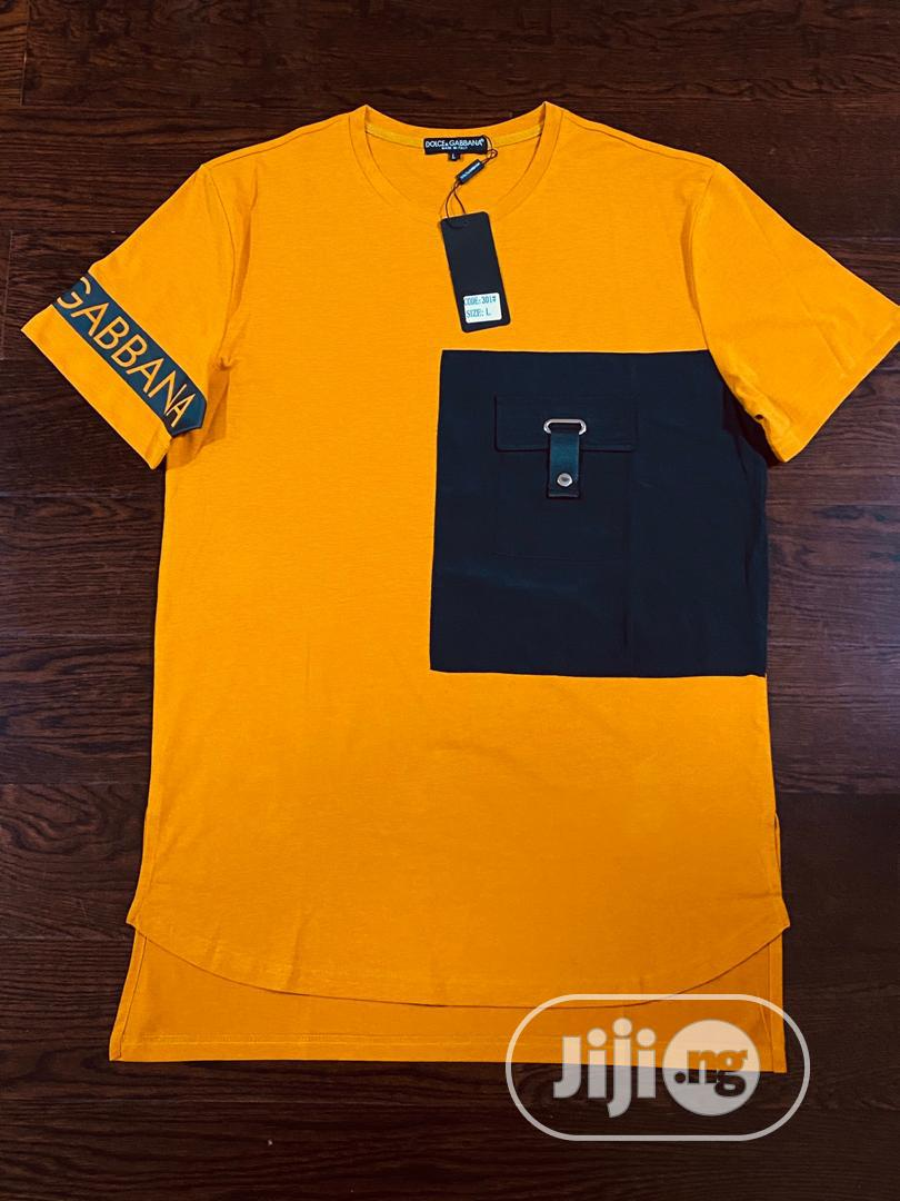 D&G T-shirts   Clothing for sale in Lagos Island (Eko), Lagos State, Nigeria
