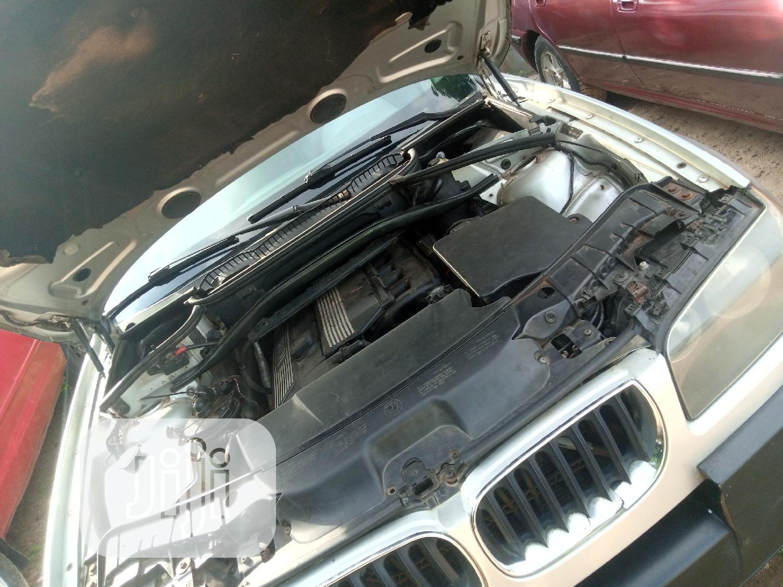 Archive: BMW X3 2005 Silver