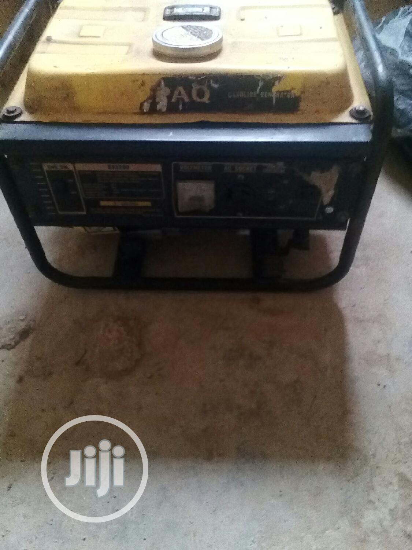 Archive: Used Elepac 1.8 KVA Generator