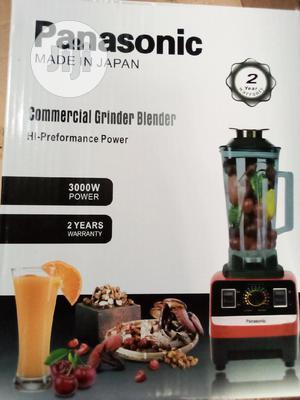 3000w Panasonic Commercial Blender   Kitchen Appliances for sale in Lagos State, Lagos Island (Eko)