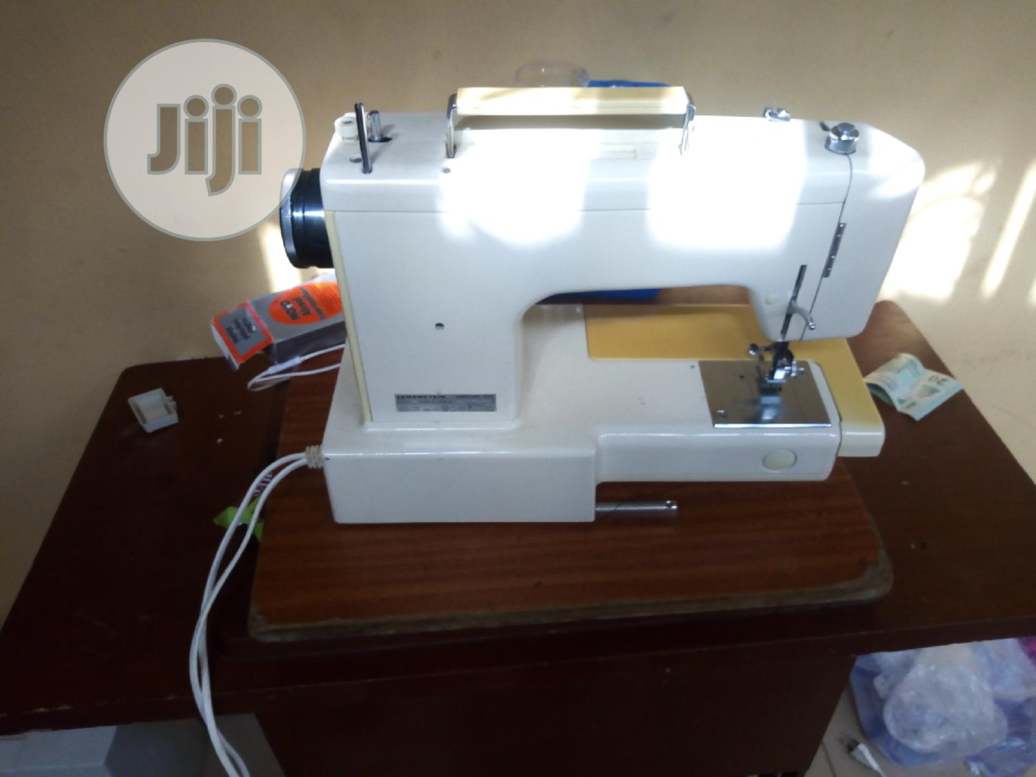 Archive: Electrical Sewing Machine