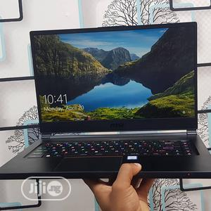 Laptop MSI GS65 Stealth Thin 8RF 16GB Intel Core I7 SSD 256GB | Laptops & Computers for sale in Lagos State, Ikeja