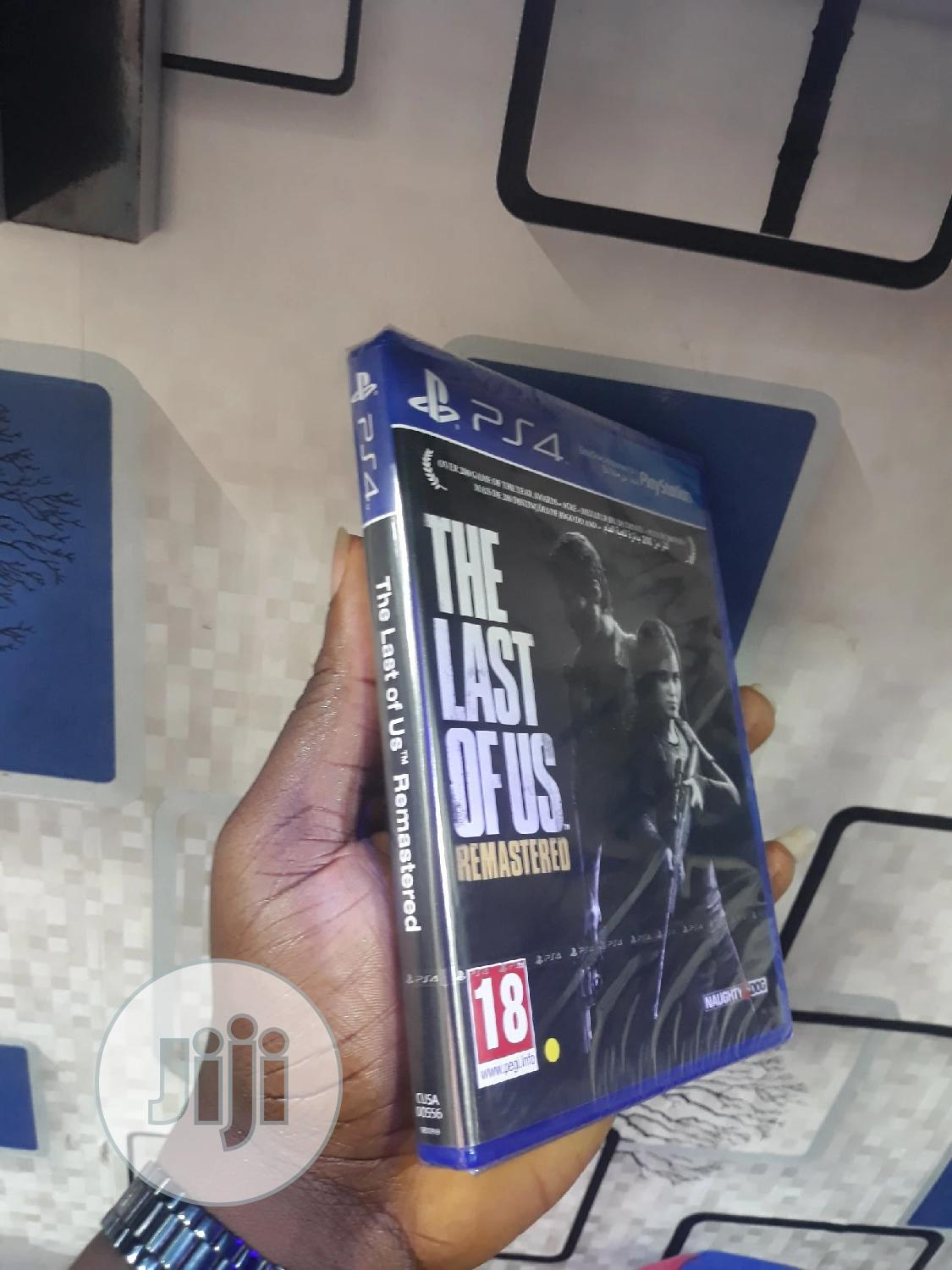 The Last Of Us (Remastered) | Video Games for sale in Ikeja, Lagos State, Nigeria