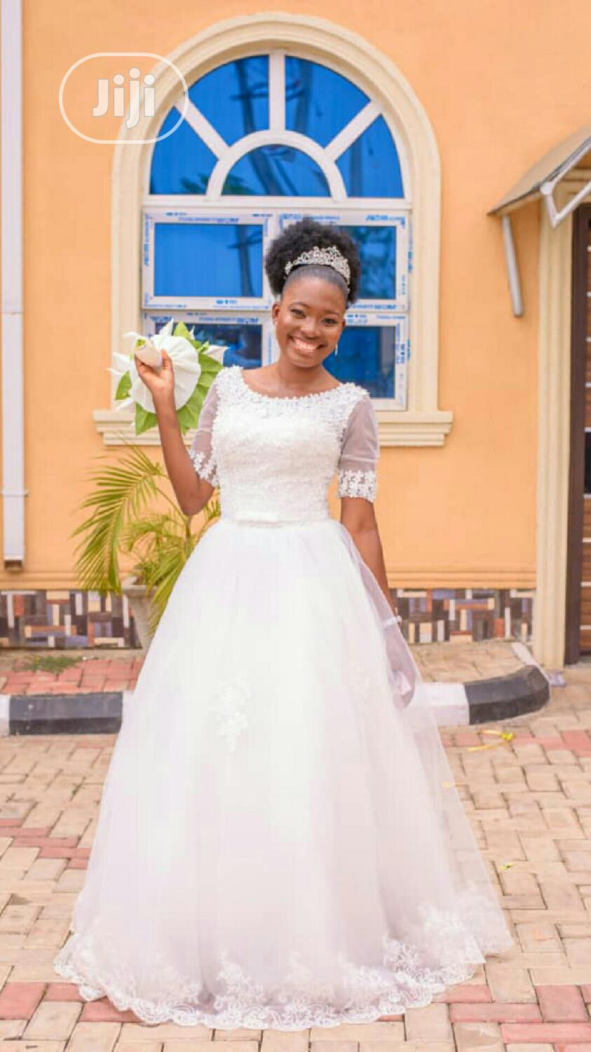Archive: Wedding Gown Available For Rent