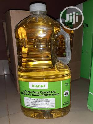Pure Canola Oil | Meals & Drinks for sale in Lagos State, Alimosho