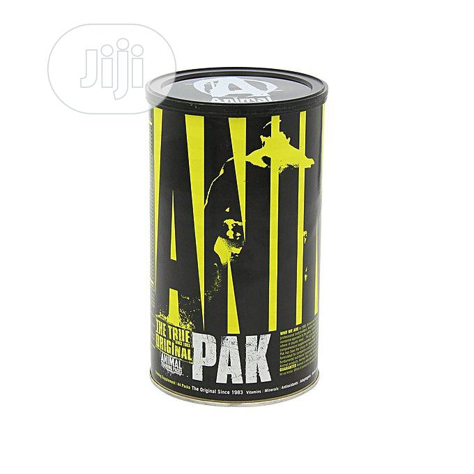 Archive: Animal Pak For Elite Athelets And Bodybuilders