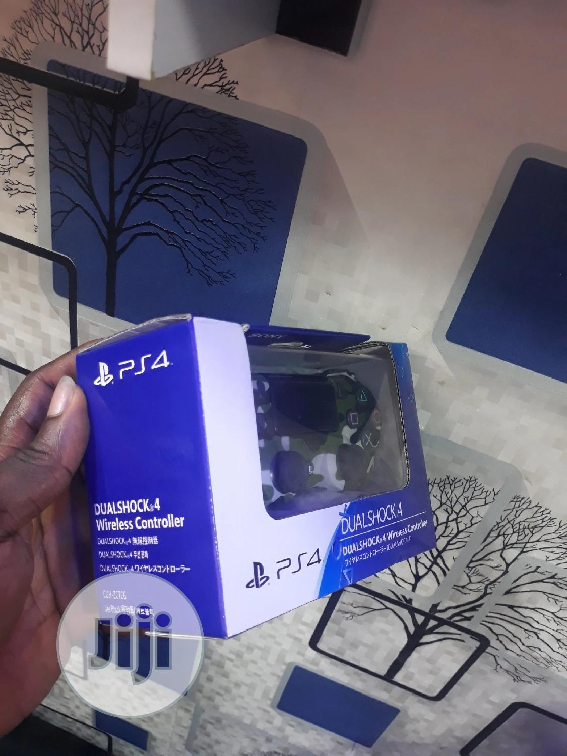 Ps4 Dual Shock 4 Pad | Video Game Consoles for sale in Ikeja, Lagos State, Nigeria