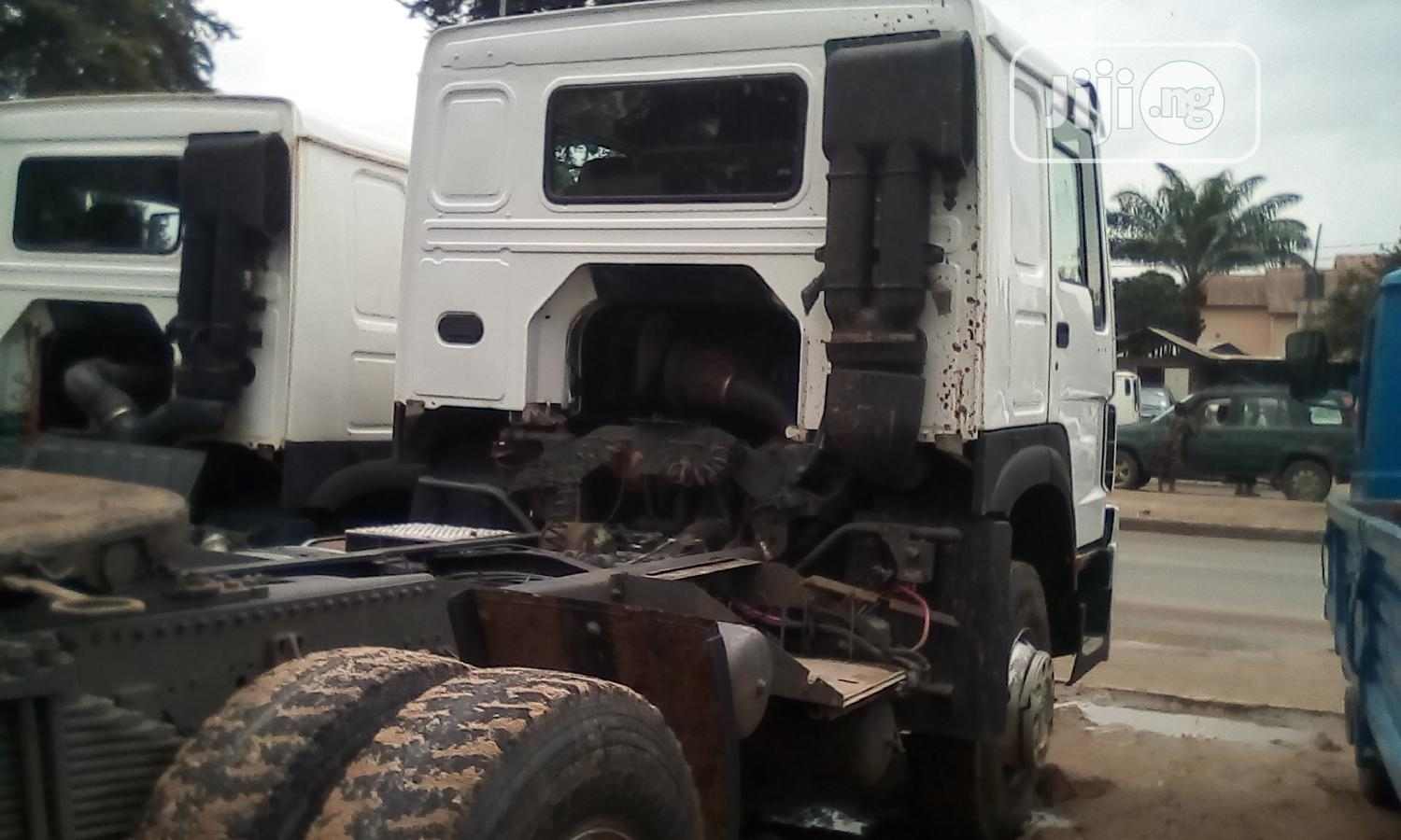 HOWO Truck Trailer Head | Trucks & Trailers for sale in Aba North, Abia State, Nigeria
