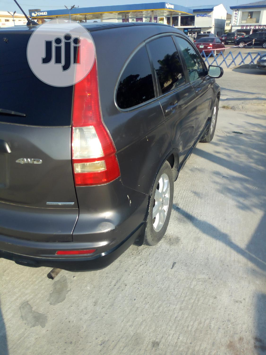 Honda CR-V EX 4dr SUV (2.4L 4cyl 5A) 2011 Gray | Cars for sale in Ajah, Lagos State, Nigeria