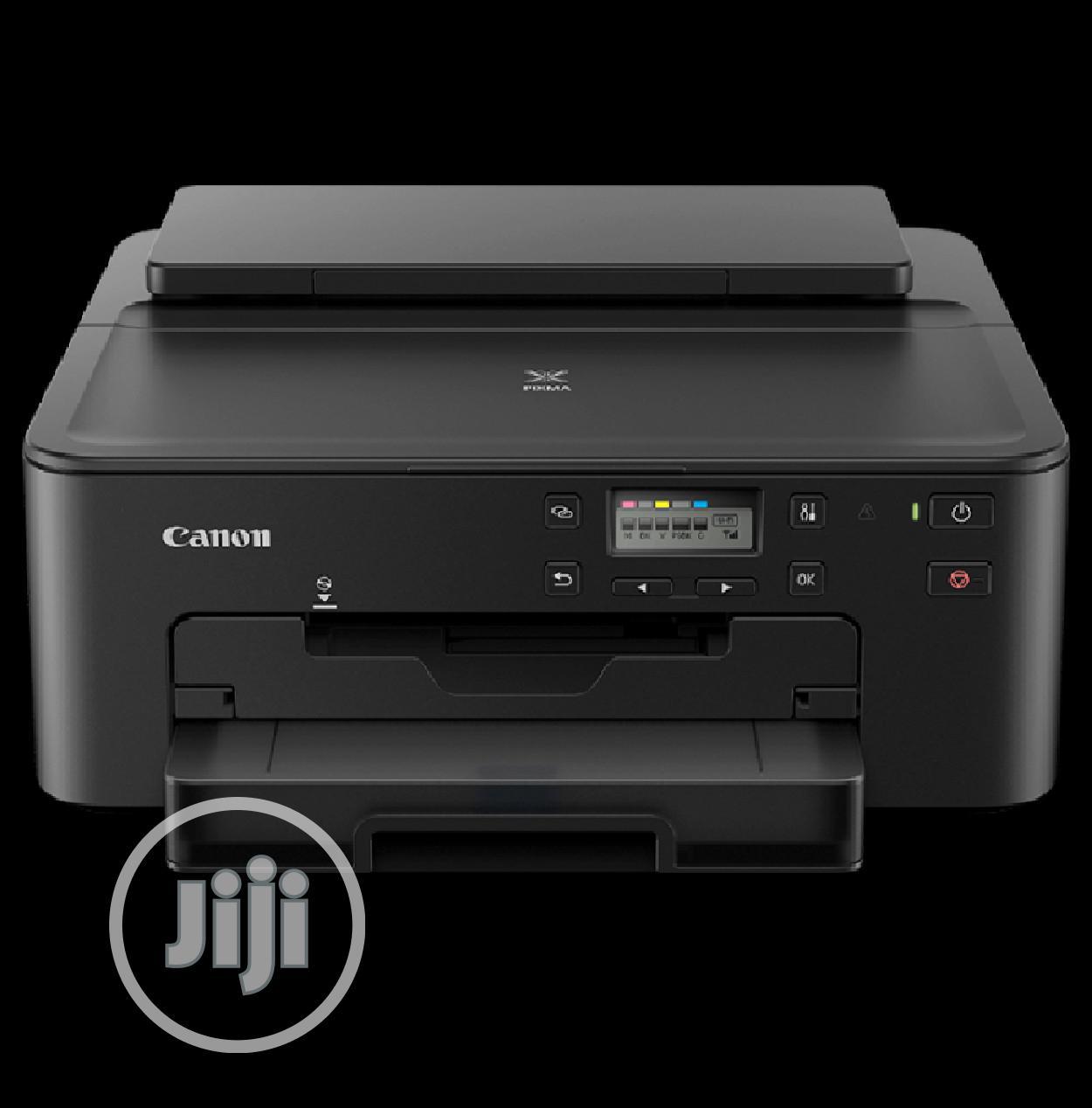 CANON Pixma Ts704 ID Card Printer   Printers & Scanners for sale in Lagos Island (Eko), Lagos State, Nigeria