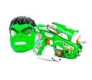 Hulk Dart Gun With Mask | Toys for sale in Lagos State, Amuwo-Odofin