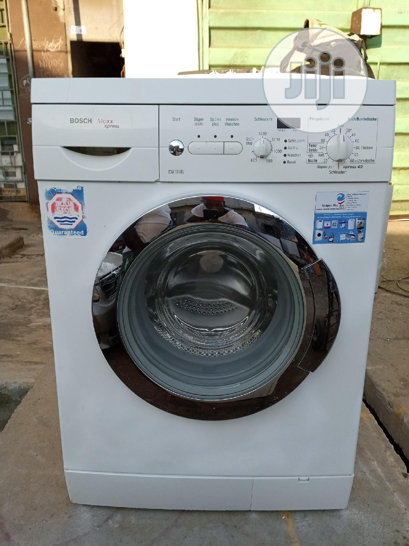 7kg Bosch Washing Machine | Home Appliances for sale in Surulere, Lagos State, Nigeria
