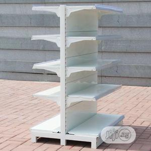 Supermarket Shelf Double | Store Equipment for sale in Lagos State, Ojo
