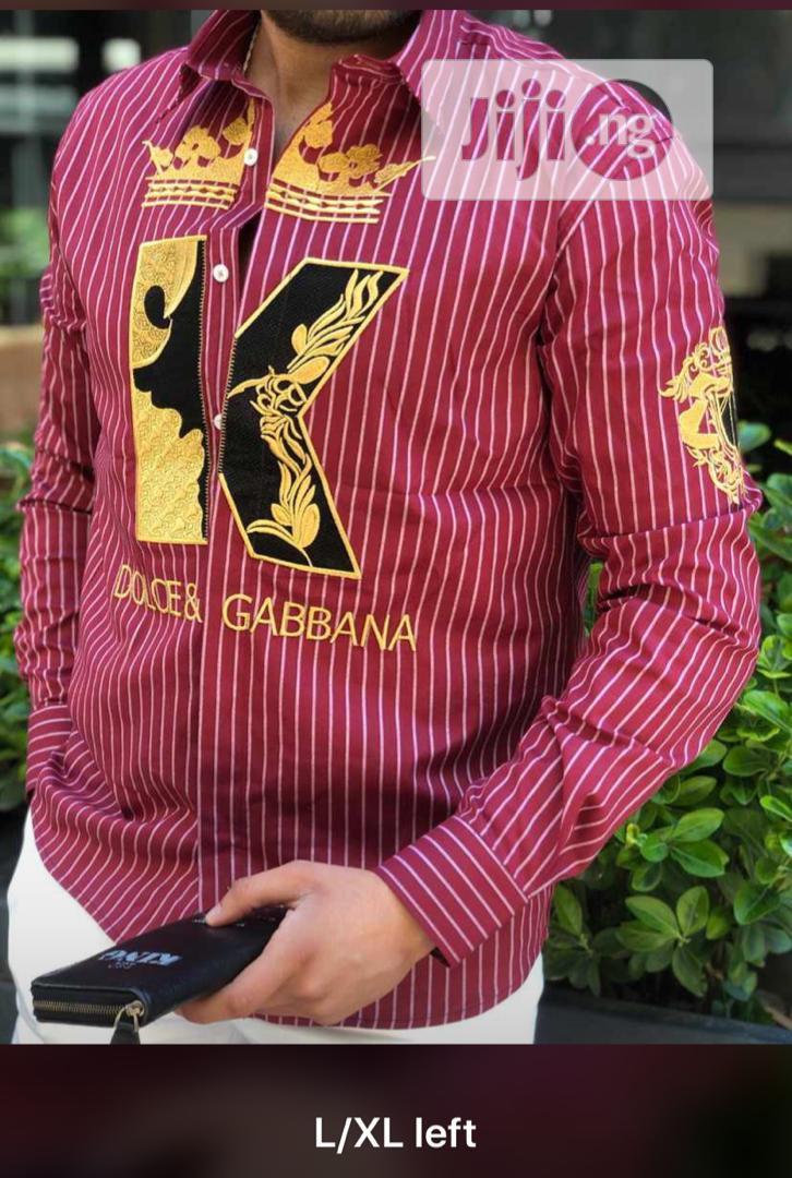 Dolce And Gabbana Turkey Shirt