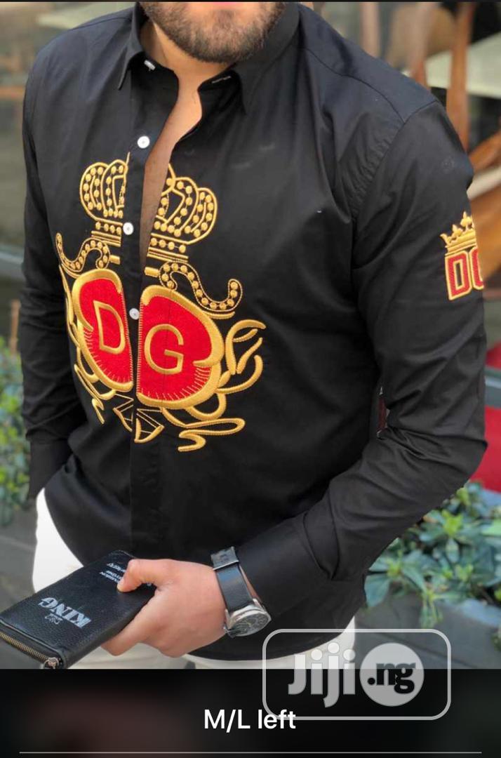 Dolce And Gabbana Turkey Shirt | Clothing for sale in Lagos Island (Eko), Lagos State, Nigeria